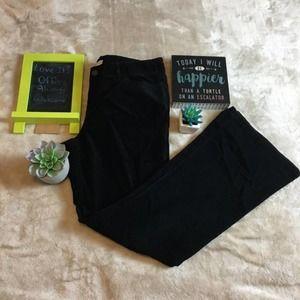 Michael Michael Kors Corduroy Pants Black 8P